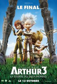 Arthur 3: O polemos ton dyo kosmon (2010)