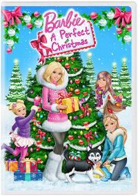 Μπάρμπι τα πιο γλυκά χριστούγεννα
